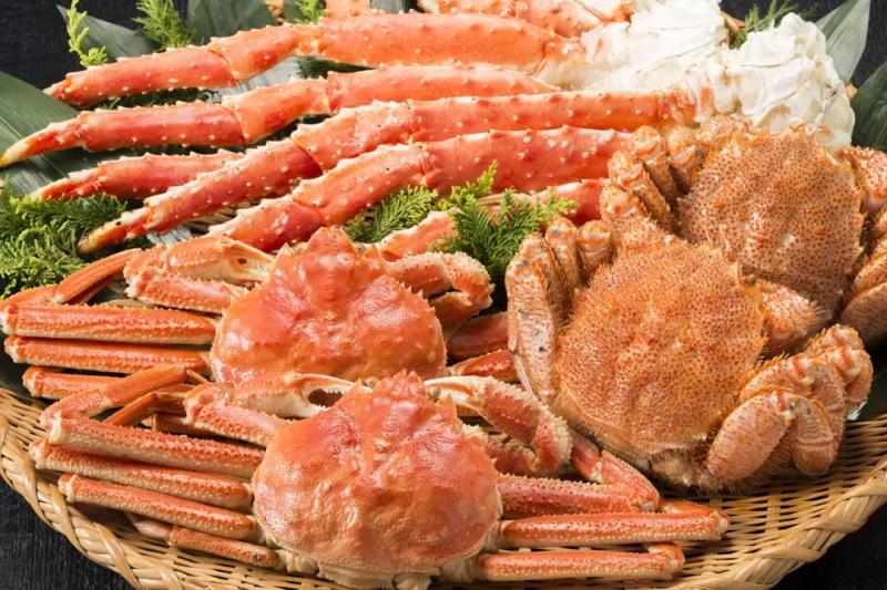 人气大螃蟹介绍